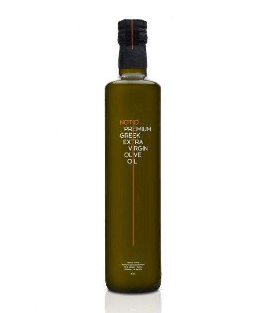 Dripped Olive Oil Branding