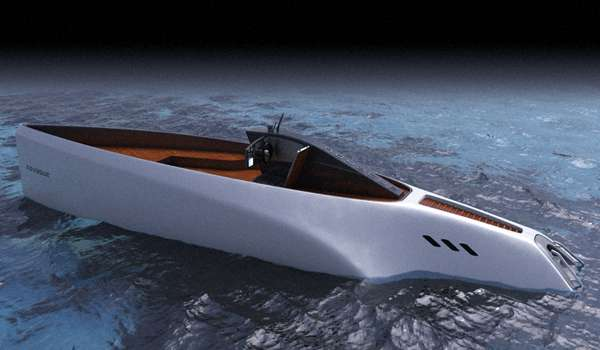 Sustainable Winglike Yachts