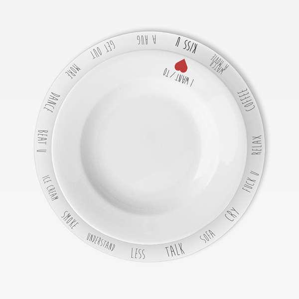 Tantalizing Talking Plates