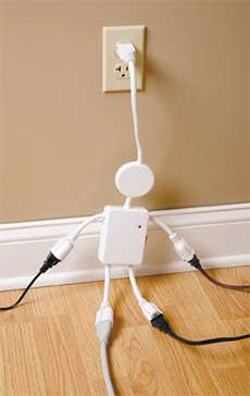 Novelty Electrical Socket Accessories