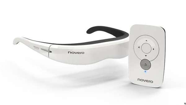 Stylish Video Eyewear