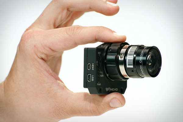 Cinematic Miniature Video Cams