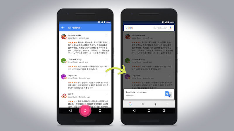 Instant Translation Apps
