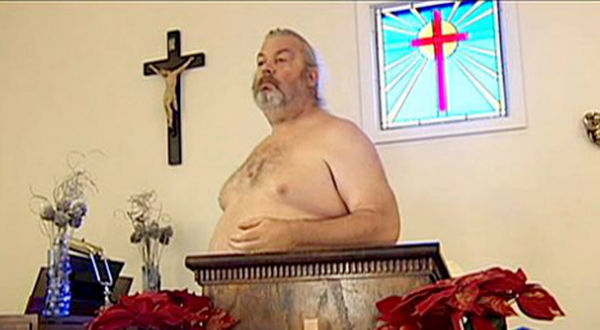 Nudist Church