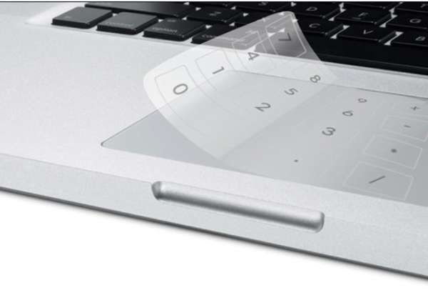 Number Pad Film for Touchpad