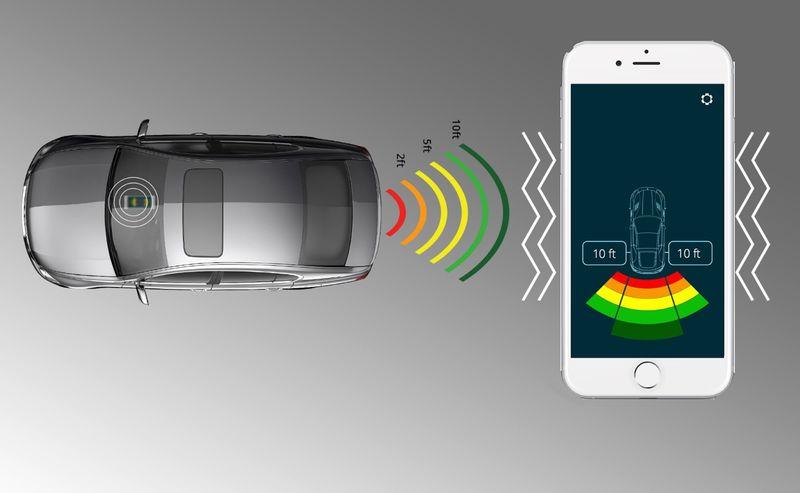 Reverse Parking Sensor Add-Ons