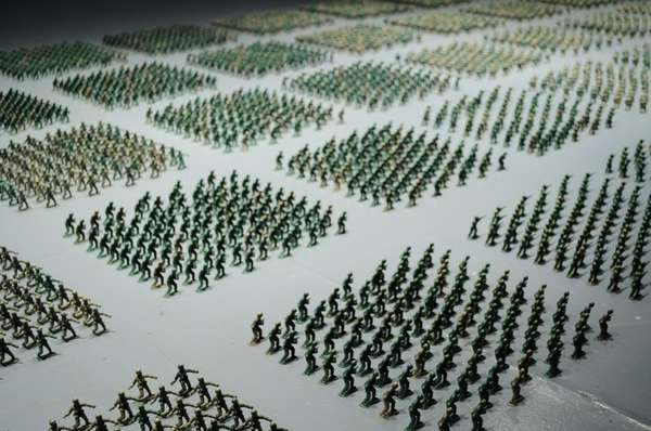 Mini Soldier Installations
