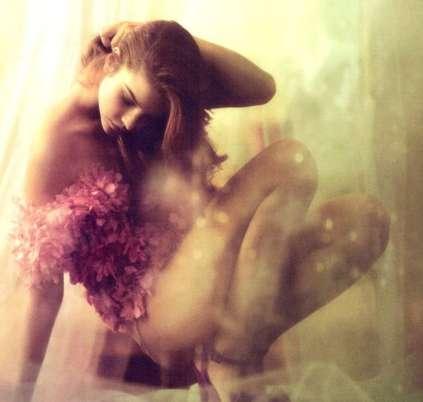 Soft Fairy-Like Shoots