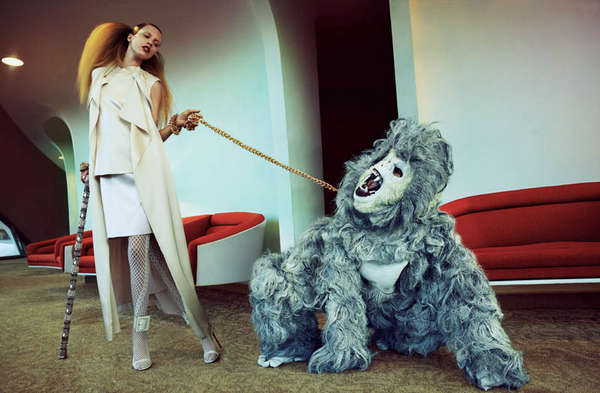 Monstrous Pet Editorials