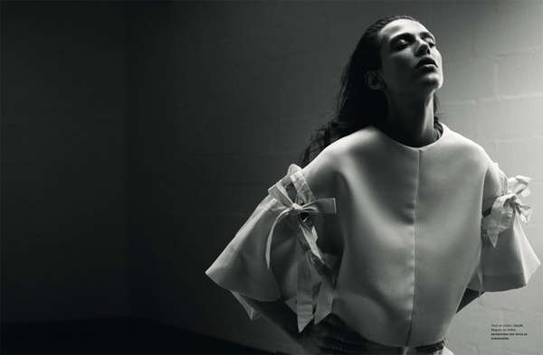 Eclectically Minimalist Editorials