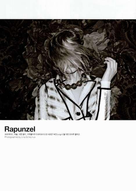 Dark Rapunzel Photography