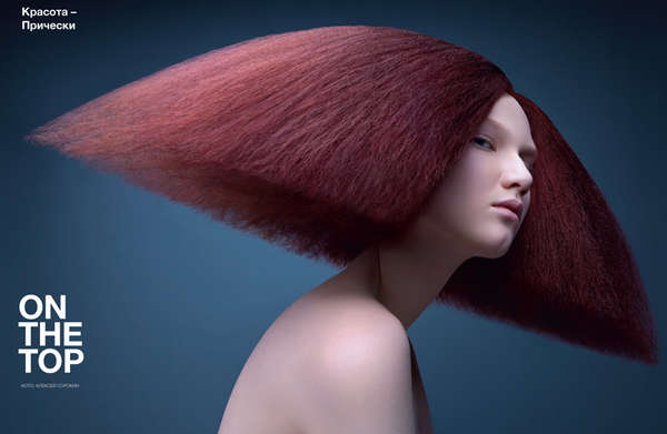 Transformative Hair Editorials