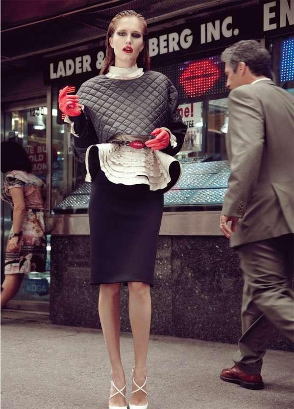 Poshly Layered Fashion