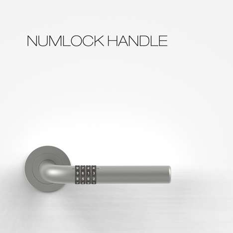 Futuristic Door Locks