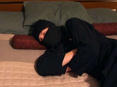 Ninja Pillows