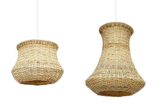 Beautiful Basket Lighting