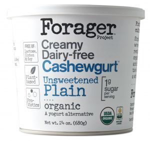 Non-Dairy Nut Yogurts