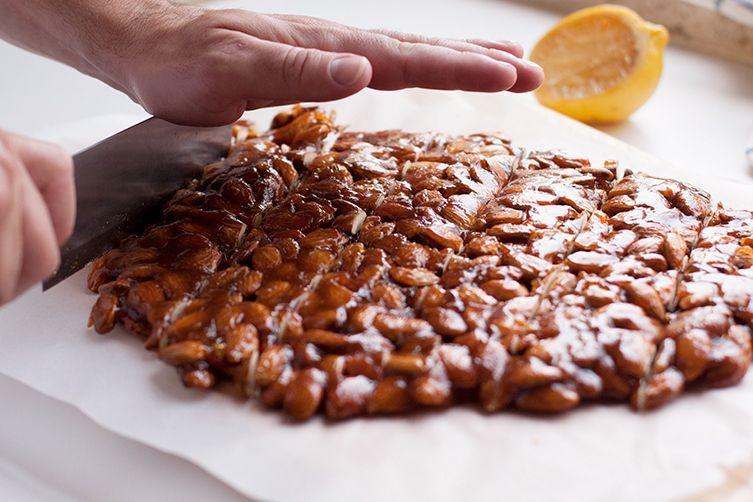 Homemade Nut Brittles