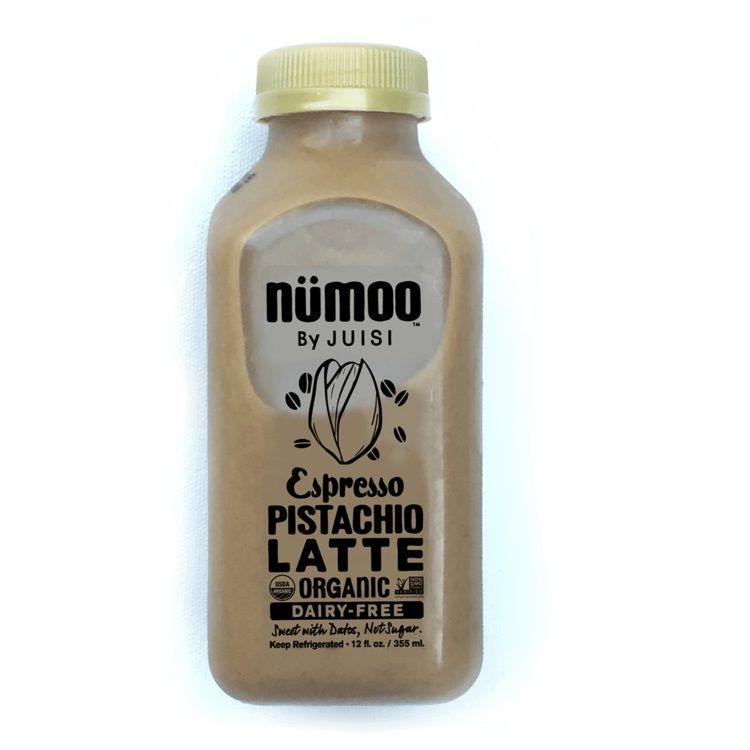 Caffeinated Nut Lattes