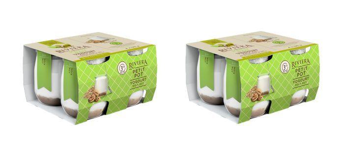 Organic Nut Yogurts