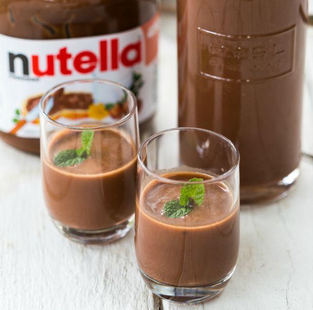 Chocolate Spread Liqueurs