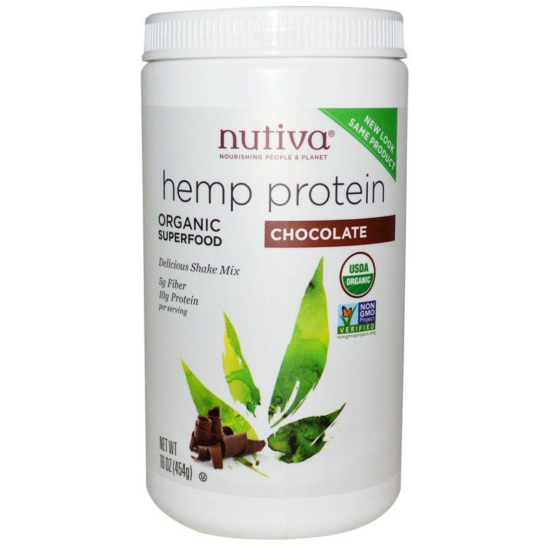 Organic Hemp Beverages