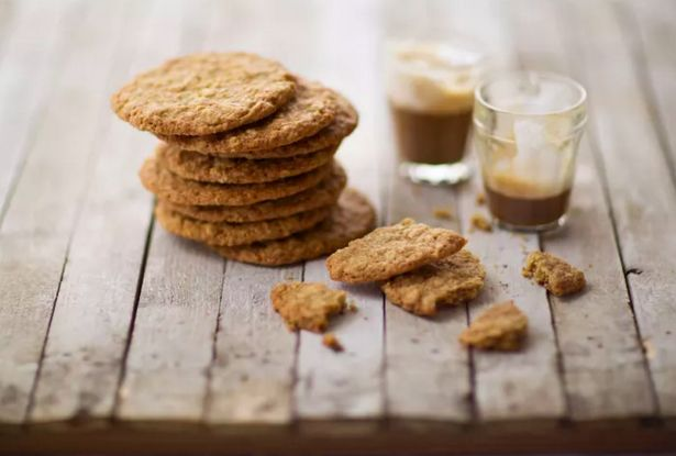 Meal-Replacement Cookies