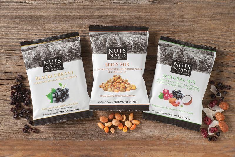 Premium Spiced Trail Mixes