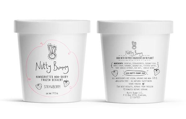 Doodly Dessert Branding