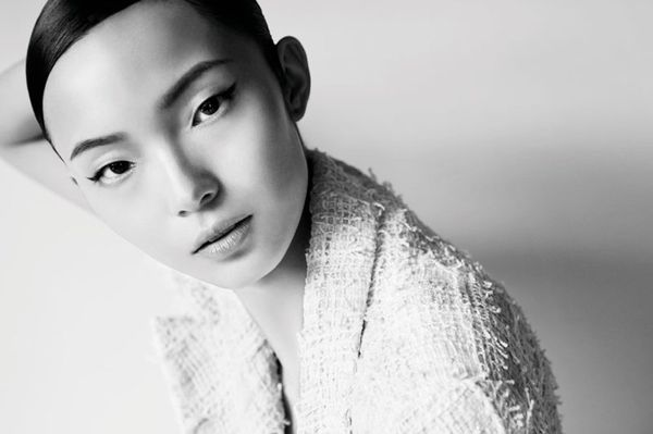 Softly Grayscale Editorials