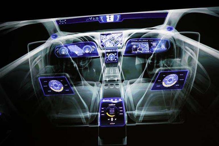Digital Car Dashboards