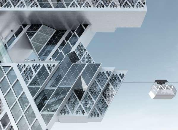 Horizontal Urban Architecture