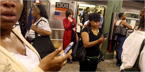 Subway Stations Get Mobile Service