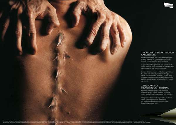 Creepy Painvertising