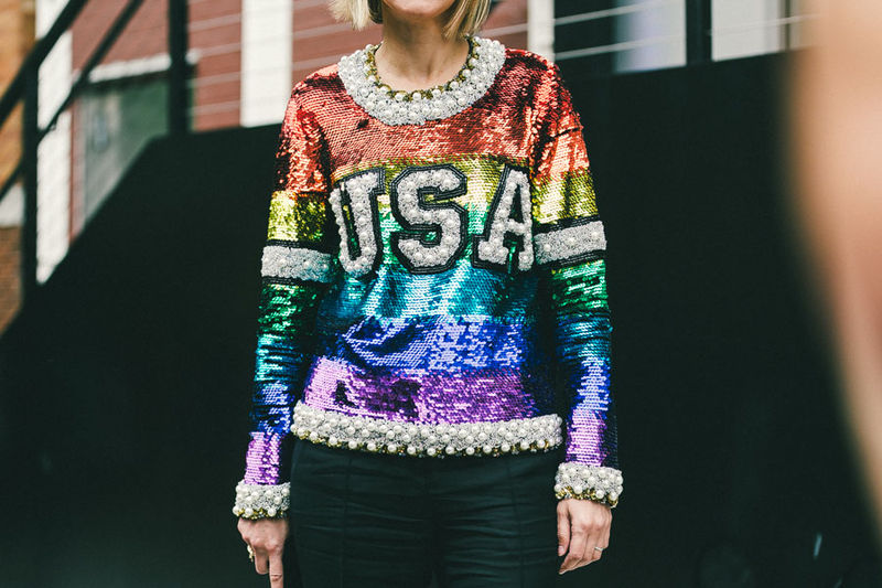 Outrageous Street Style