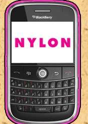 NYLON Blackberry App