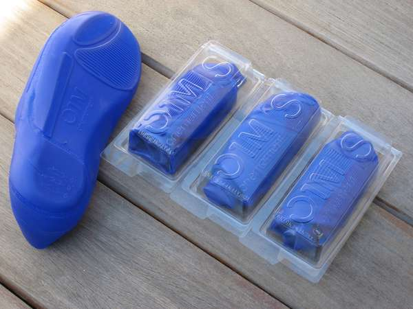 Biodegradable One-Time Footwear