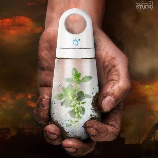 Portable Clean Air Pods