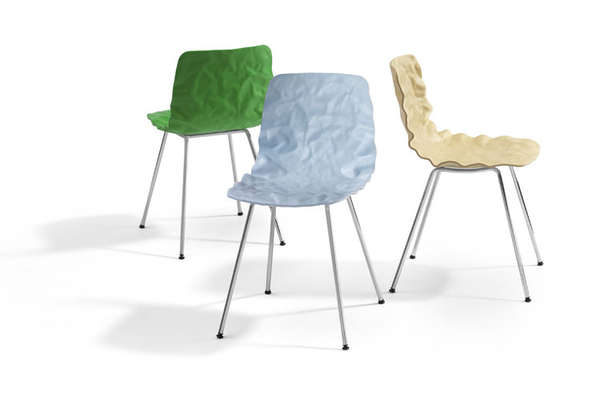 Wrinkly Rebellious Chairs