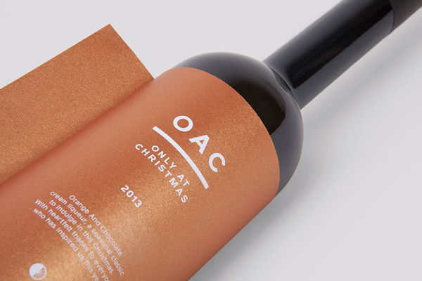 OAC Liqueur Packaging