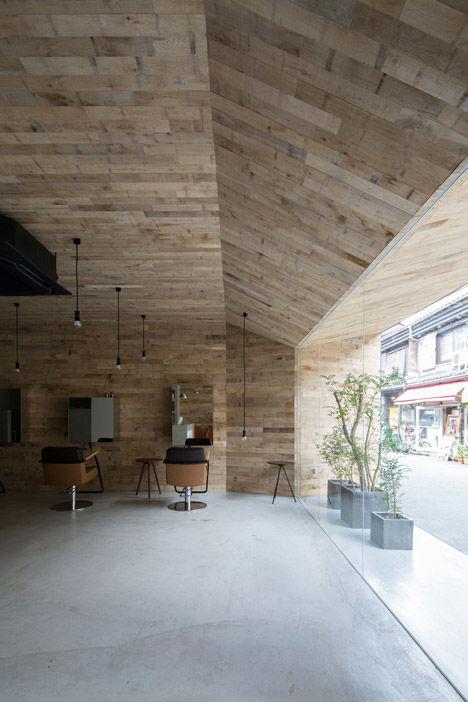 Oak-Paneled Salons