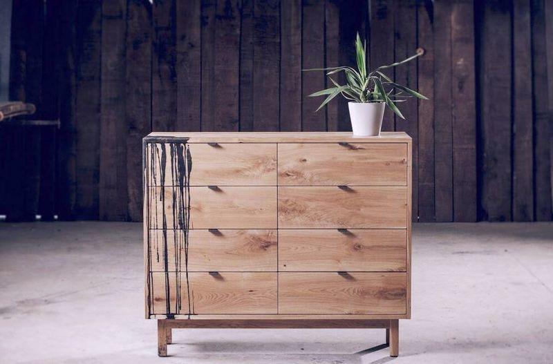 Splattered Organic Furniture