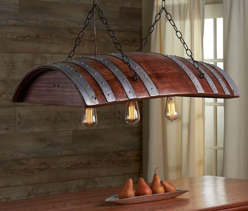 Wine Barrel Illuminators