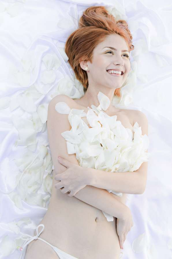 Angelic Redhead Photography