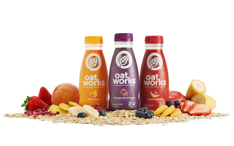 Oat-Based Smoothies