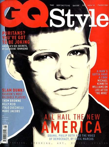 Fashionable Obama-Loving Covers