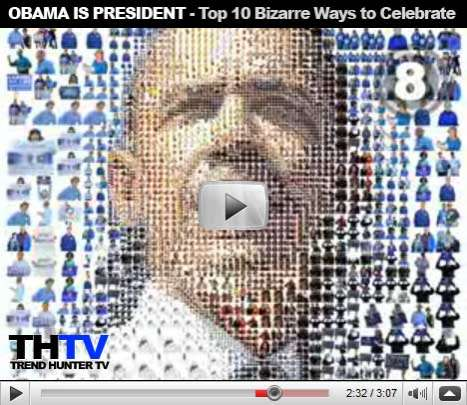 10 Ways to Celebrate Barack Obama (RE-RUN)