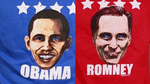 Interactive Political T-shirts