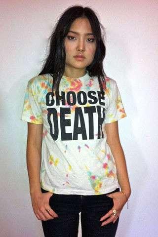Chic Profanity-Printed Shirts