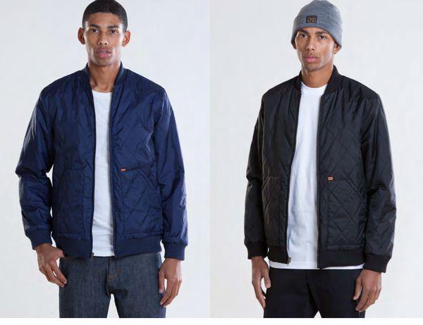 Sleek Graphic Menswear